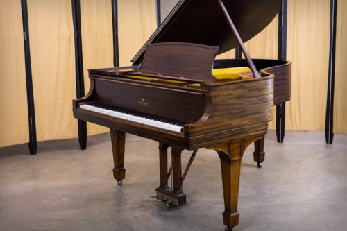 Steinway Model O #194151 Grand Piano | Mahogany - Ready to Restore