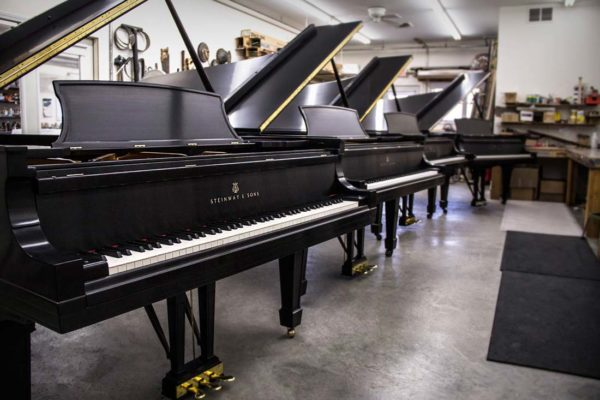 Restored Steinway Model D Concert Grand Pianos - Chupp's Piano Service, Specializing in Restored Steinways