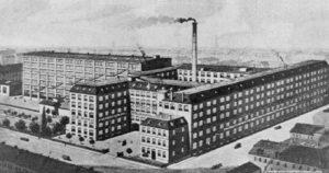 Hamburg Steinway & Sons Factory - 1915