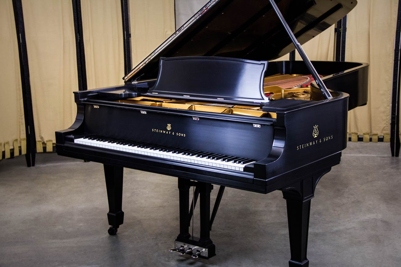 Steinway & Sons Model D Concert Grand Piano #233201