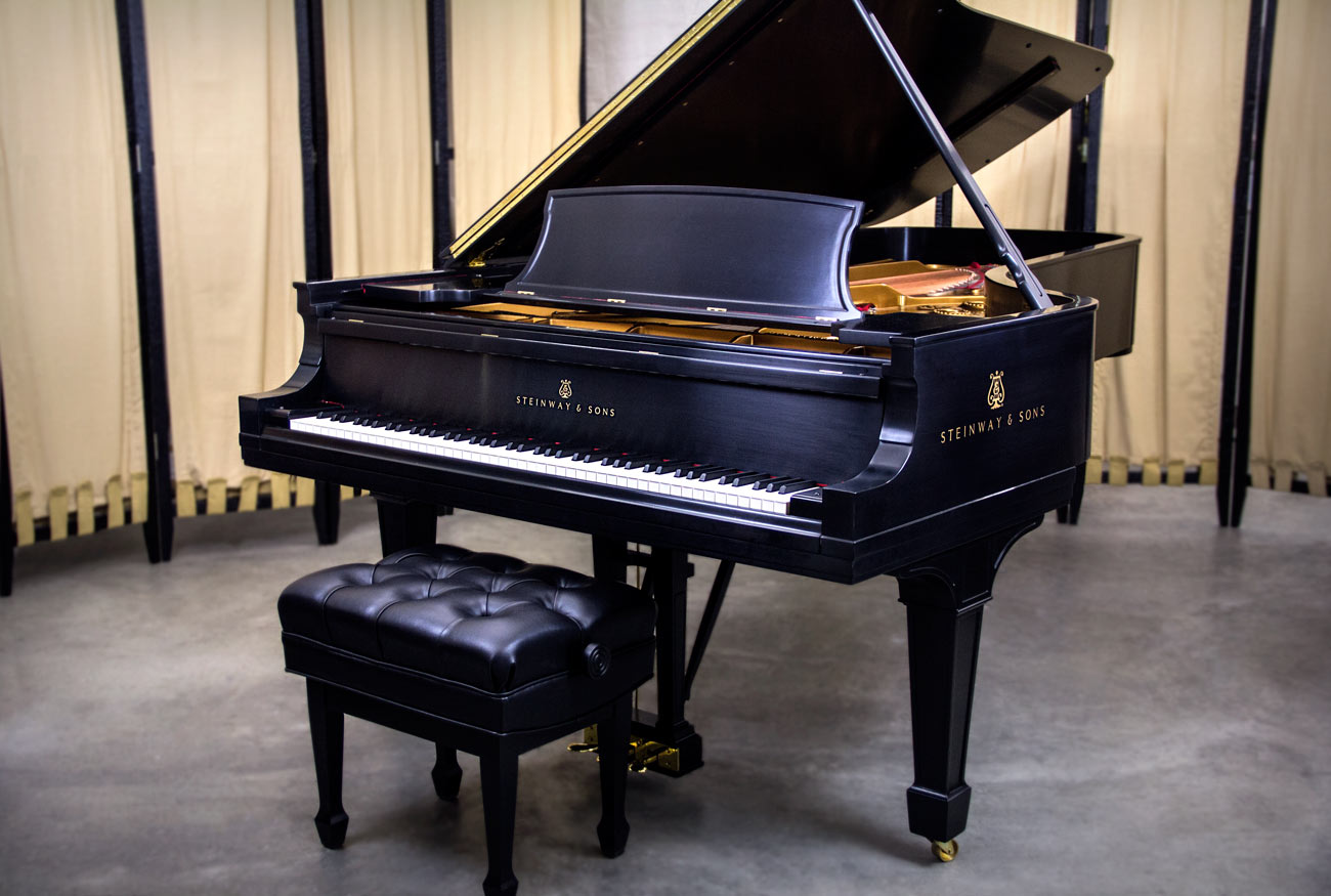 Steinway Model D Concert Grand Piano - Fully Restored - For Sale - Specializing in Restored Steinways - Chupp's Piano Service