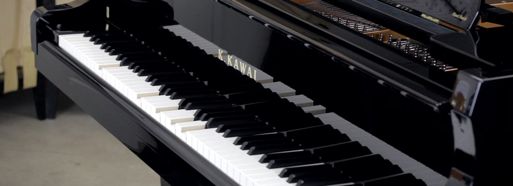 Kawai Player Piano - QRS PNOmation3 - Player Piano Installation by Chupp's Pianos