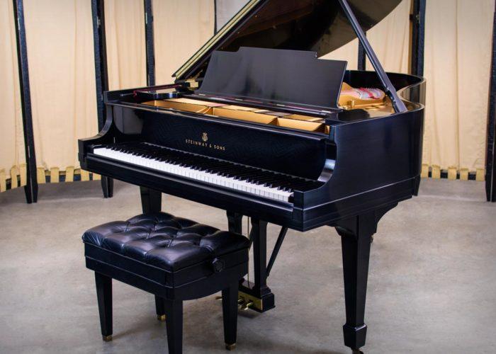 Steinway Model M Grand Piano | Restored Steinways for Sale