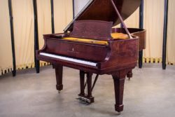 Steinway Model A3 Grand Piano | Quarter Sawn Oak - Fully Restored Crown Jewel Grand Piano