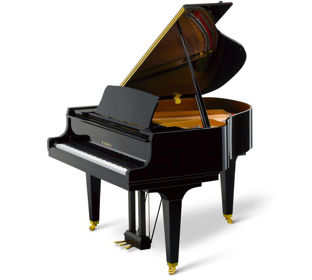 Kawai gl series classic grand pianos for sale chupp 39 s Size of baby grand piano