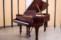 Steinway & Sons Model O Grand Piano #182044 - Brazilian Rosewood - Fully Restored Grand Piano