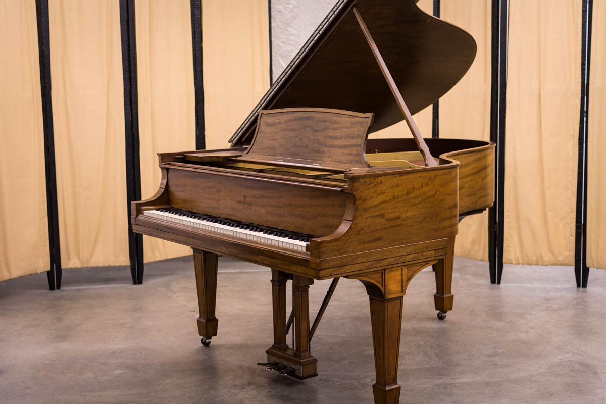 Steinway Model O Grand Piano #208778 - Ready to Restore