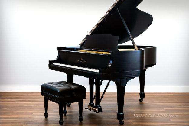 Steinway Model M Baby Grand Piano - 1925, #237607 - Fully Restored Grand Piano