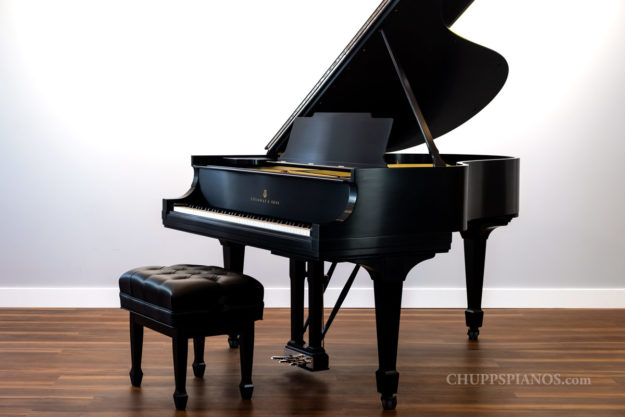 Steinway & Sons Model M Grand Piano - Steinway Baby Grand Piano - Chupp's Piano Service & Piano Sales - Vintage Steinways & More
