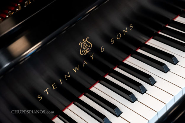 Steinway & Sons Model L Grand Piano for Sale