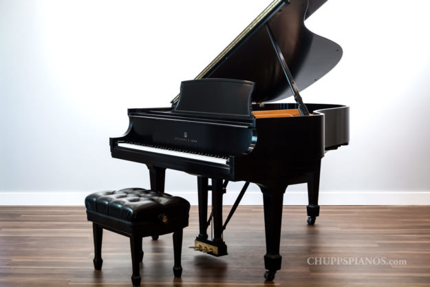 2002 Steinway & Sons Model L Grand Piano for Sale | 562864 - Built in New York