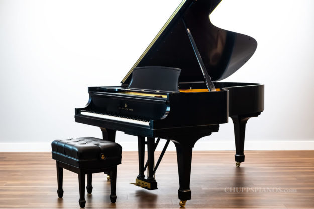 Steinway & Sons Model B Grand Piano #487516