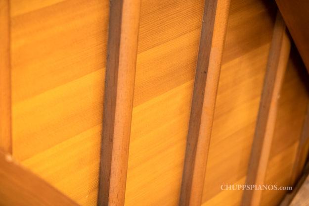 Steinway Upright Piano - Vertical Piano - Spruce Soundboard
